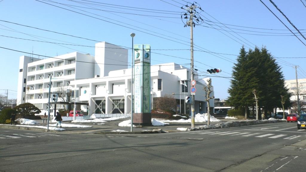 北上市役所本庁舎