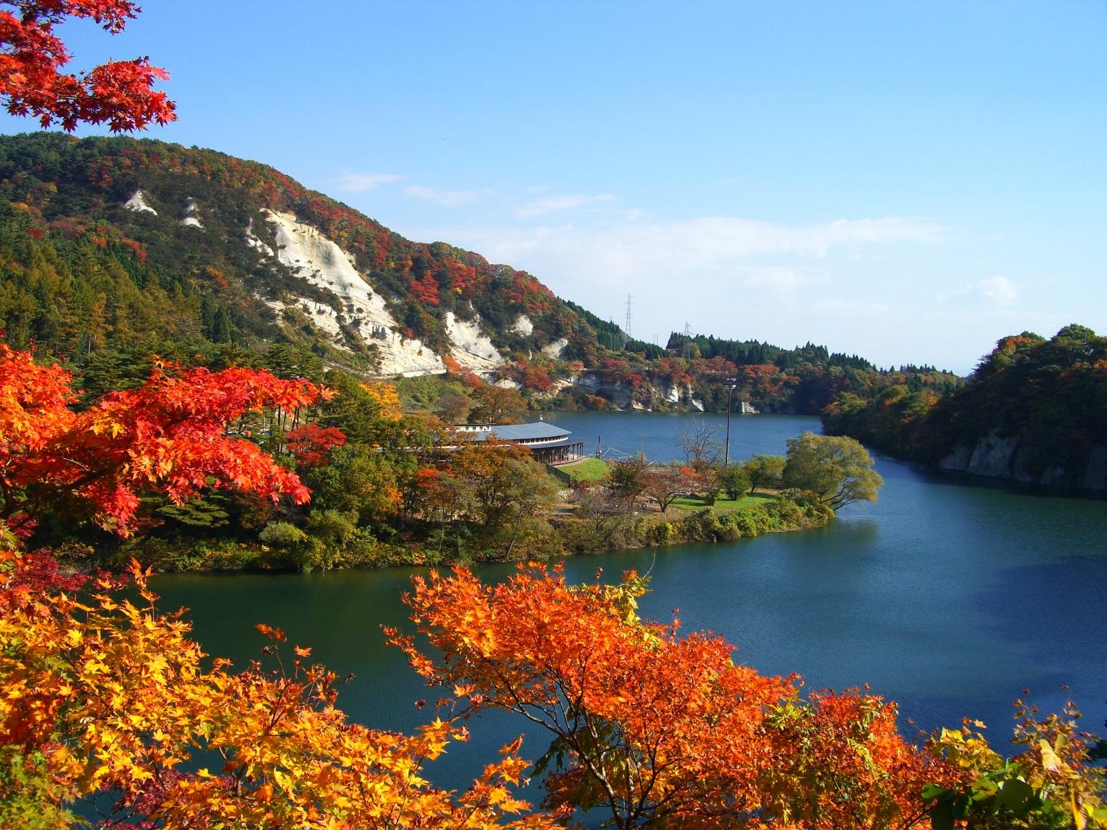 和賀の松島