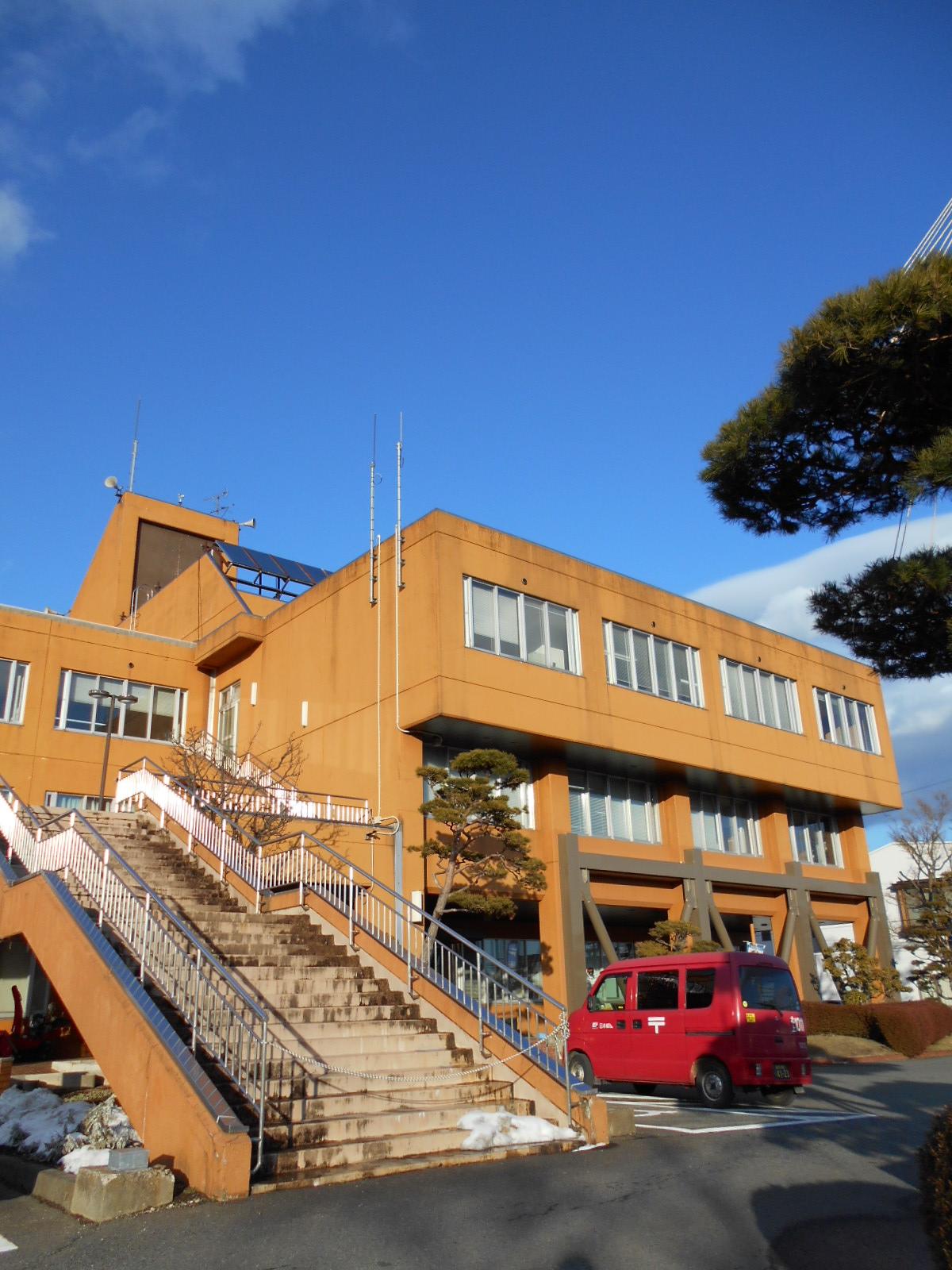 北上市役所江釣子庁舎