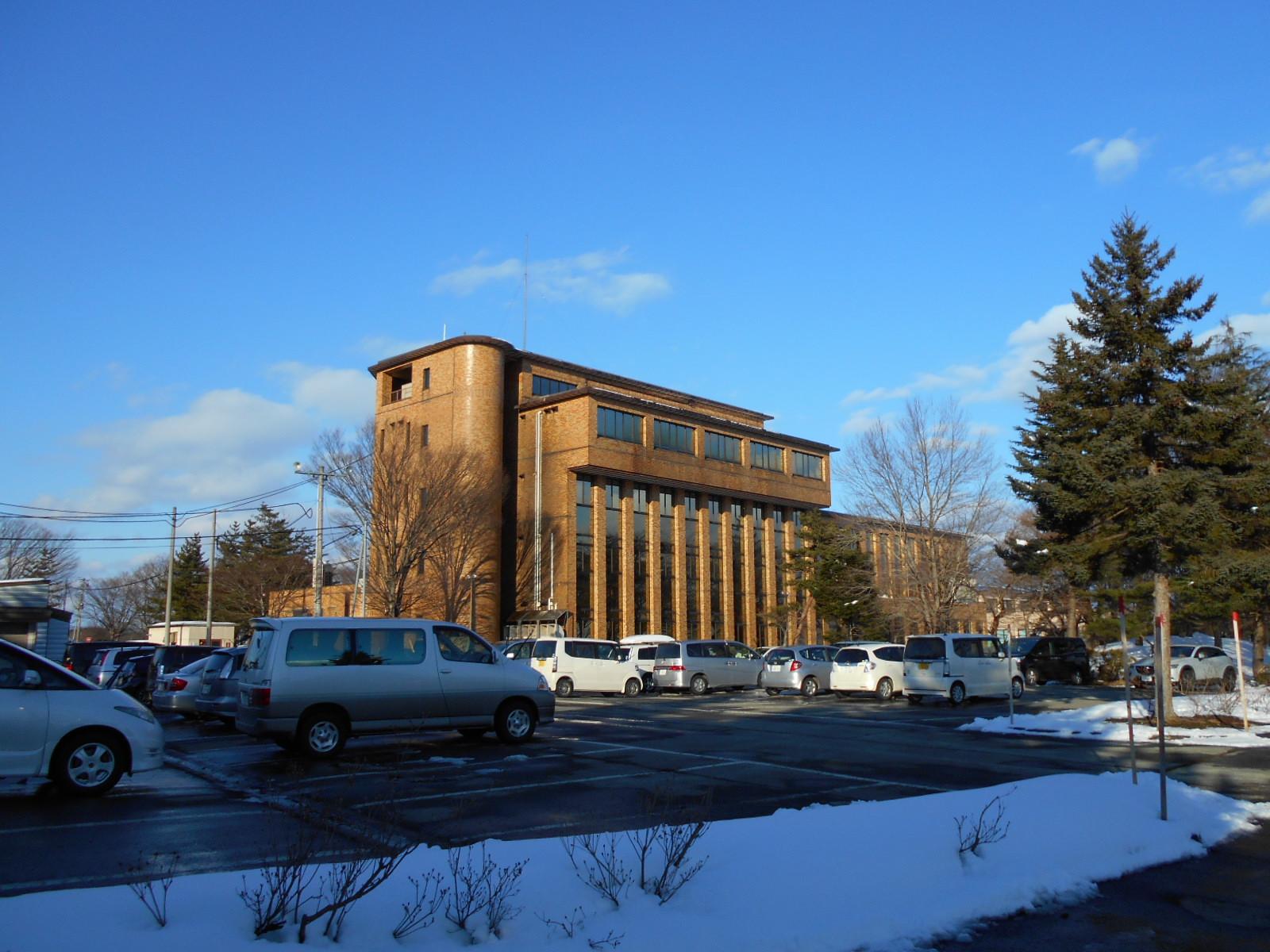 北上市役所和賀庁舎