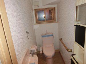 物件3トイレ